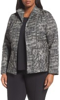 Lafayette 148 New York Plus Size Women's Britta Jacket