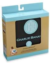 Charlie Banana Logo Tote Bag in Black