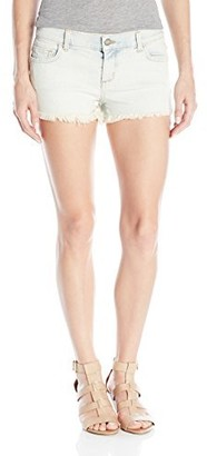 Siwy Women's Blondie Low Rise Short in No Time for Love