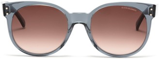 Oliver Goldsmith Sunglasses Balko 1967 Anchor
