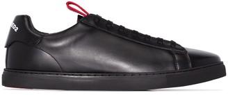 DSQUARED2 Tennis leather sneakers