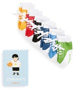 Trumpette 'Johnny' Socks Gift Set (Baby Boys)