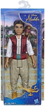Disney Aladdin Fashion Doll with Abu E5446-E5462
