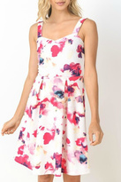 Gilli Watercolor Dress