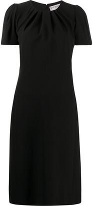 Givenchy Short Sleeve Dress