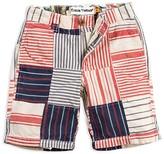 Tailor Vintage Boys' Patchwork Shorts - Sizes 8-14