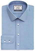 Thomas Pink Hendrick Check Dress Shirt - Bloomingdale's Slim Fit