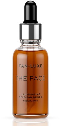 Tan-Luxe The Face Self-Tan Drops Medium/Dark 30Ml