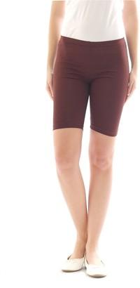 YESET Women Sport Shorts Hotpants Sport Shorts Radler Short Leggings Cotton - Black M