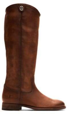 Frye Melissa Leather Riding Boots