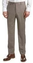 Zanella Parker Tailored Wool Straight Leg Trouser.