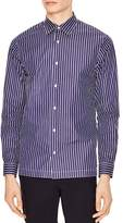 Sandro American Slim Fit Button-Down Shirt