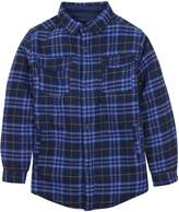 Mayoral Junior Boy's Reversible Plaid Shirt/Jacket, Sizes 8-16