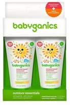BabyGanics Sun Lotion Duo, SPF 50 - 4oz