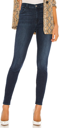 7 For All Mankind B(Air) The High Waist Skinny. - size 23 (also