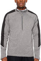 Asics Jersey Quarter-Zip Pullover