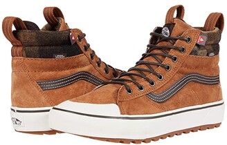 Vans Sk8-Hi MTE 2.0 DX ((MTE) Dirt/True White) Men's Shoes