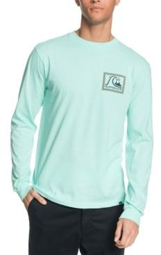Quiksilver Men's Bobble Long Sleeve T-shirt