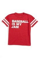 Chaser Toddler Boy's Baseball Is My Jam T-Shirt
