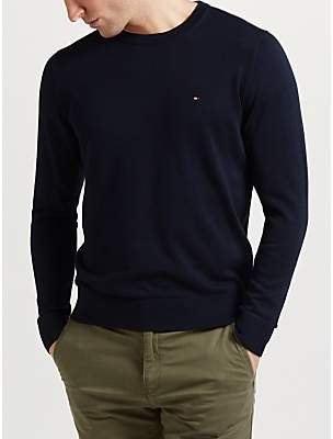 Tommy Hilfiger Cotton Silk Jumper