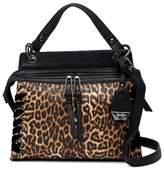 Jessica Simpson Leopard Crossbody Bag