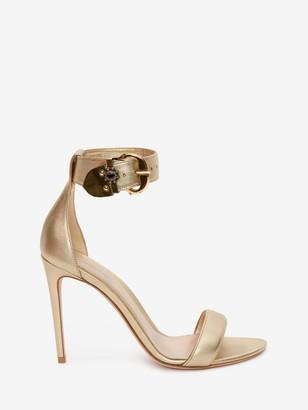 Alexander McQueen Medieval Buckle Sandal