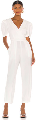 MSGM Short Sleeve Jumpsuit