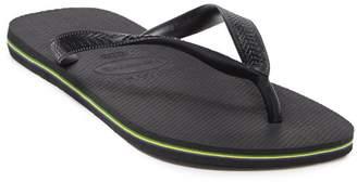 Topman Brazil Flip Flop Sandal