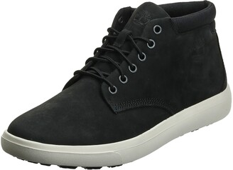 Timberland Ashwood Park Leather Mens Chukka Boots