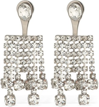 Ca&Lou Clara Crystal Cascade Earrings