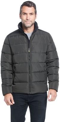 Weatherproof Men's Ultra Luxe Puffer Coat