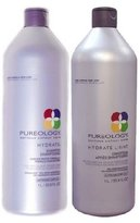 Pureology Hydrate Shampoo And Hydrate Light Conditioner Liter DUO