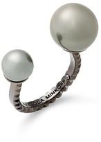 Rebecca Minkoff Pearl U Ring