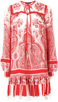 Alexander McQueen paisley print dress - women - Silk - 46
