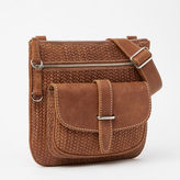 Roots Side Saddle Woven