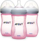 Avent Naturally 3-Pack of 9-Oz. 'Natural' Baby Bottles