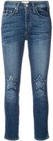 Mcguire Denim star cropped jeans