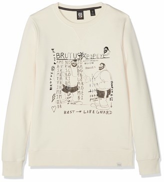 Scotch & Soda Shrunk Boy's N/a Sweatshirt Not Applicable