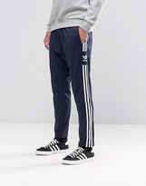 Adidas Originals Id96 Joggers In Blue Ay9258