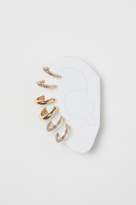 H&M 6-pack Ear Cuffs