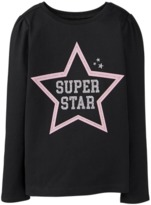Crazy 8 Sparkle Super Star Tee