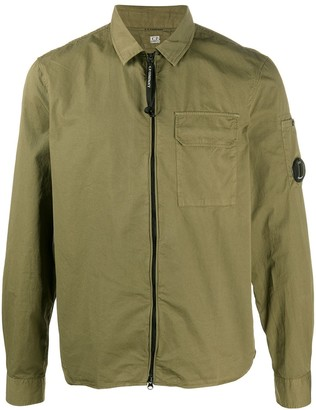 C.P. Company Flap Pocket Over-Shirt