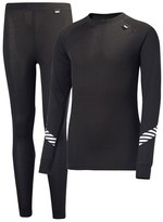 Helly Hansen Boy's Jr Hh Dry Base Layer Top & Pants Set