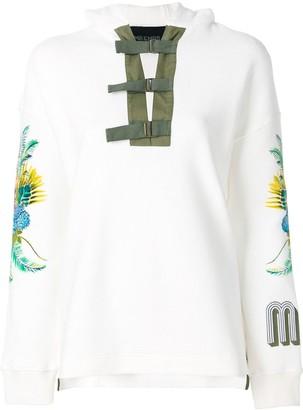 Mr & Mrs Italy Front Buckle Sweatshirt