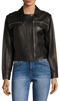 J Brand Maisie Leather Motorcycle Jacket