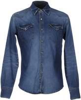 (+) People + PEOPLE Denim shirts - Item 42540814