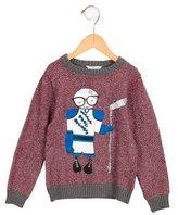 Little Marc Jacobs Boys' Graphic Sweatshirt w/ Tags