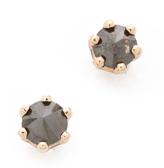 Black Diamond blanca monros gomez Little Stud Earrings