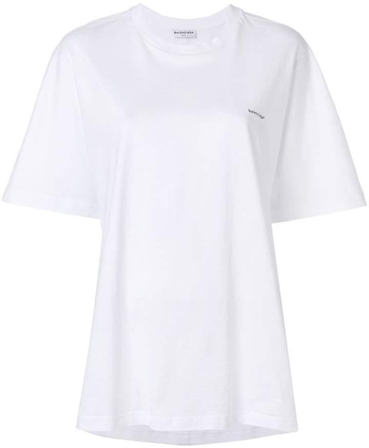 9764b4d4 French Print T-shirt - ShopStyle