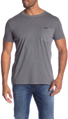 Lindbergh Solid Short Sleeve Tee